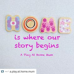 #Repost @a.play.at.home.mum  Remember it's at home that we have some of the best times of our life. (Not in shopping centres malls restaurants holiday resorts cinema's or amusement parks contrary to popular belief) The best times you'll ever have are at h