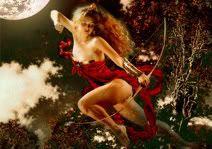 Anoba, a Gaulish Goddess and the precursor to Diana