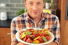 ¿Quién es Jamie Oliver? ¿Y cómo son sus 35 recetas veganas?