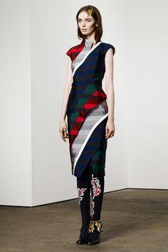 Turn of the Fashion : Thom Browne Pre-Fall 2014