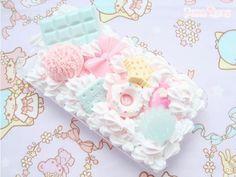pastel decoden phone case | cute | Pinterest