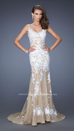 La Femme 19835 | La Femme Fashion 2014 - La Femme Prom Dresses - Dancing with the Stars ... OMG