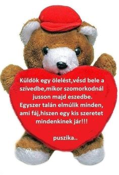 Teddy Bear, Messages, Songs, Quotes, Animals, Minden, Quotes Home, Creative, Animales