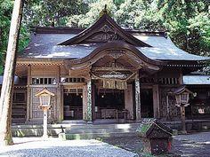 高千穂神社  Tha Takachiho Shrine,Miyazaki,Japan