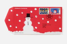 Happy Christmas Stamps19 December— In June 2013 Royal Mail launched its third national competition to design Christmas stamps (the first was all the way back in 1966). Children aged 4-11 were invited to create an image around the theme 'What does Christmas mean to you?' We were asked to design the supporting collateral – stamp packs, first day covers, envelopes, hand stamps etc – the perfect chance to get our hands dirty and meddle in some good old fashioned finger painting. (You can see ...