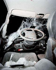Nicolai Howalt — Car Crash Studies