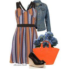 Dress & Espadrilles