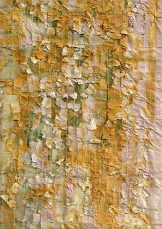 PromiseDesign Tamar Branitzky, Model26, 2009  Textile design 2009 Natural papers combined with cotton One off