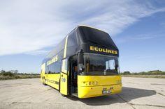 #ECOLINES bus.