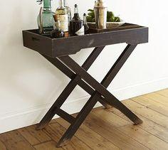 Dawson Tray Table #potterybarn