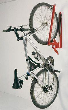 Haken Fahrradträger für hängen Fahrrad an der Wand Decke blau Radsport