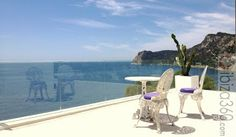 AMAZING FRONT LINE VILLA Ocean Pearl to rent |IBIZA EXCLUSIVE PROPERTIES, VILLAS for RENT and SALE
