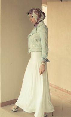 Hijab Fashion...