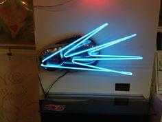 Triumph of spirit neon by Sanford