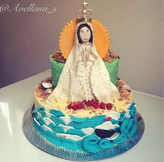 Virgen del Valle cake, Oriente Venezuela