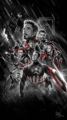 Made by myself soooo what do you think?🖤❤️ Made by myself soooo what do you think? Marvel Dc Comics, Marvel Avengers, Avengers Poster, Marvel Comic Universe, Marvel Art, Marvel Heroes, Marvel Cinematic Universe, Marvel Characters, Marvel Movies