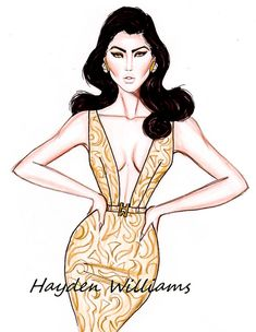 'Exotic Beauty' by Hayden Williams