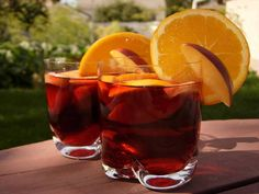 Portuguese Sangria - Easy Portuguese Recipes