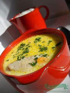 ciorba-greceasca-3 Soup Recipes, Cooking Recipes, Healthy Recipes, Romanian Food, Romanian Recipes, Good Food, Yummy Food, Russian Recipes, Pinterest Recipes