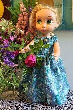 iiven of wonder: Disney Animators Doll