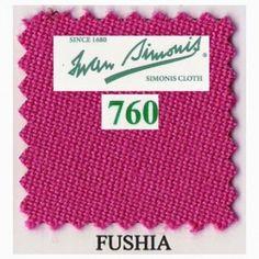 Kit tapis Simonis 760 7ft US Fushia - 190,00 €  #Jeux