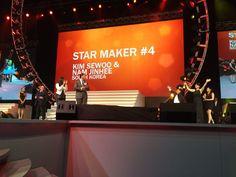 Jeunesse global 2014 EXPO5...STAR MAKER Top 5...kim sewoo & Nam jinny  korea....Macao