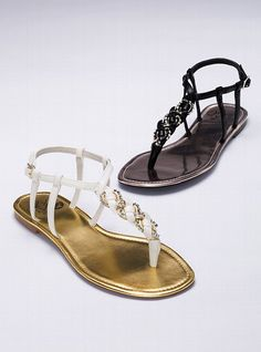 Braided Thong Sandal - Colin Stuart® - Victoria's Secret