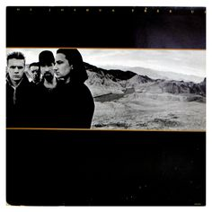 #U2 - #The #Joshua #Tree - #vinil #vinilrecords #music #rock