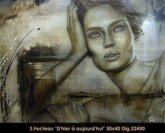 Sarah Fecteau - personnage - human figure