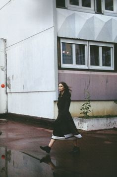 """Marine Vacth,"" photographed by Vincent van de Wijngaard for AnOther Magazine F/W 2014"