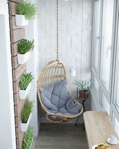 sorry for my long absence, here's an idea for small #balcony. #decor
