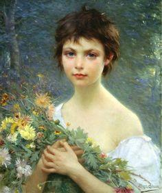 портрет девушка цветы фото: 18 тыс изображений найдено в Яндекс.Картинках
