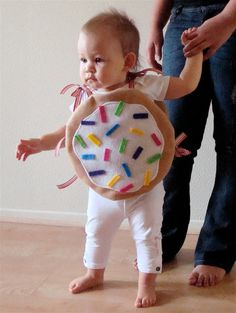 Cookie Baby or Toddler Costume by TheCostumeCafe on Etsy