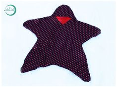 ESTRELA+Sternförmige+Babydecke+von+Handmade+by+Lelua+auf+DaWanda.com