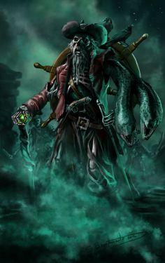 Pirate King    by Warlordwardog