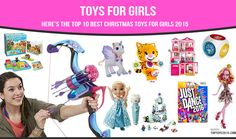 Top Toys for Girls 2015