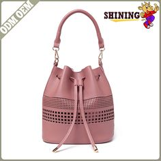 9e6d08e395e8 Wholesale OEM New fashion PU leather women handbag lady messenger bag  shoulder tote bag