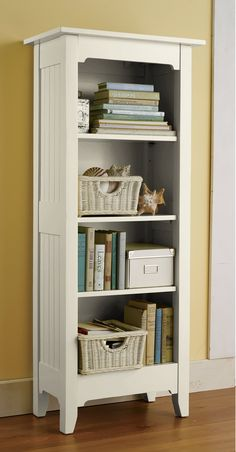 Painted Cottage Tall Bookcase: Bookcases at L.L.Bean