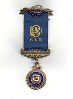 Antediluvian Order of Buffaloes Set Medals Kenya