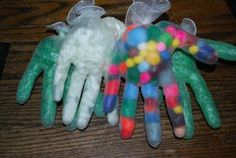 Feelie Gloves - Familylicious
