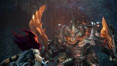 Darksiders III is a hack and slash action-adventure video game developed by American studio Gunfire Games and published by THQ Nordic. Daredevil Series, Marvel Series, Marvel Comic Books, Marvel Comics, Darksiders Iii, Dark Siders, Soul Game, Hack And Slash, Character Flaws