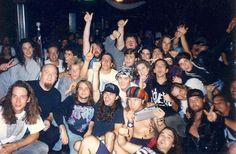 PJ first tour 1991