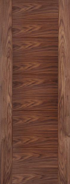 Iseo Pre-finished Walnut Doors