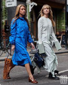 The Best of London Fashion Week Street Style via 724e6d152c1
