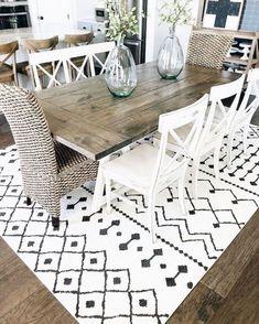 Modern farmhouse living room decor ideas (42)