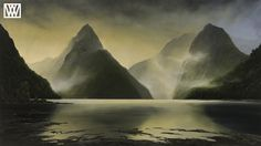 New Zealand, Waterfall, The Originals, Gallery, Painting, Outdoor, Beautiful, Outdoors, Roof Rack