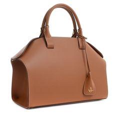 Handmade Ruga Tan Calfskin Bag Tan Leather Handbags, Leather Purses, Leather Bag, Medium Sized Bags, Cell Phone Pouch, How To Make Handbags, Classic Leather, Zipper Bags, Leather Handle