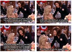 There are plenty of amazing characters on Gilmore Girls. But Emily Gilmore is art.