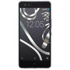 BQ AQUARIS X5 4G LTE 2GB 16GB NEGRO     BQ Aquaris X5 es un salto de fe con sorprendentes resultados. Lo innovador del diseño del Aquaris X5, que abandona el tradicional uso del plástico de otros smartphone, nos hace preguntarnos si nos encontramos ante u