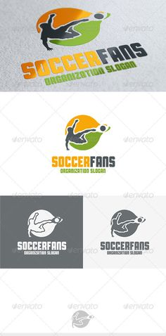 Soccer Fans Logo — Transparent PNG #soccer #cdr • Available here → https://graphicriver.net/item/soccer-fans-logo/3696117?ref=pxcr